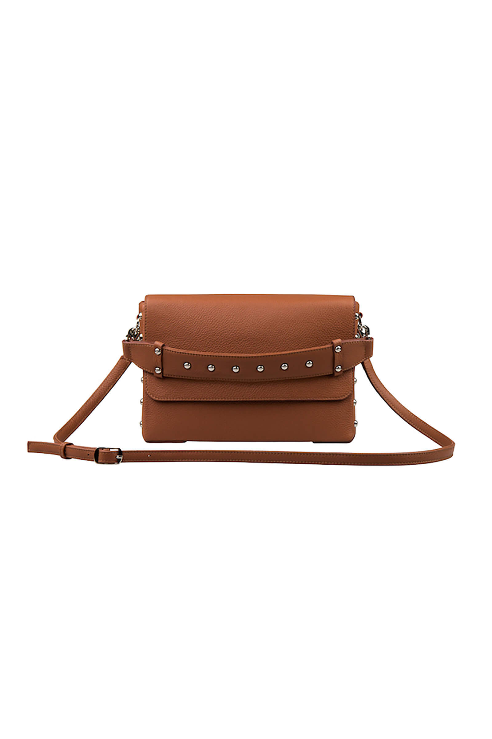 Bags Luchynska cube_rock_brown